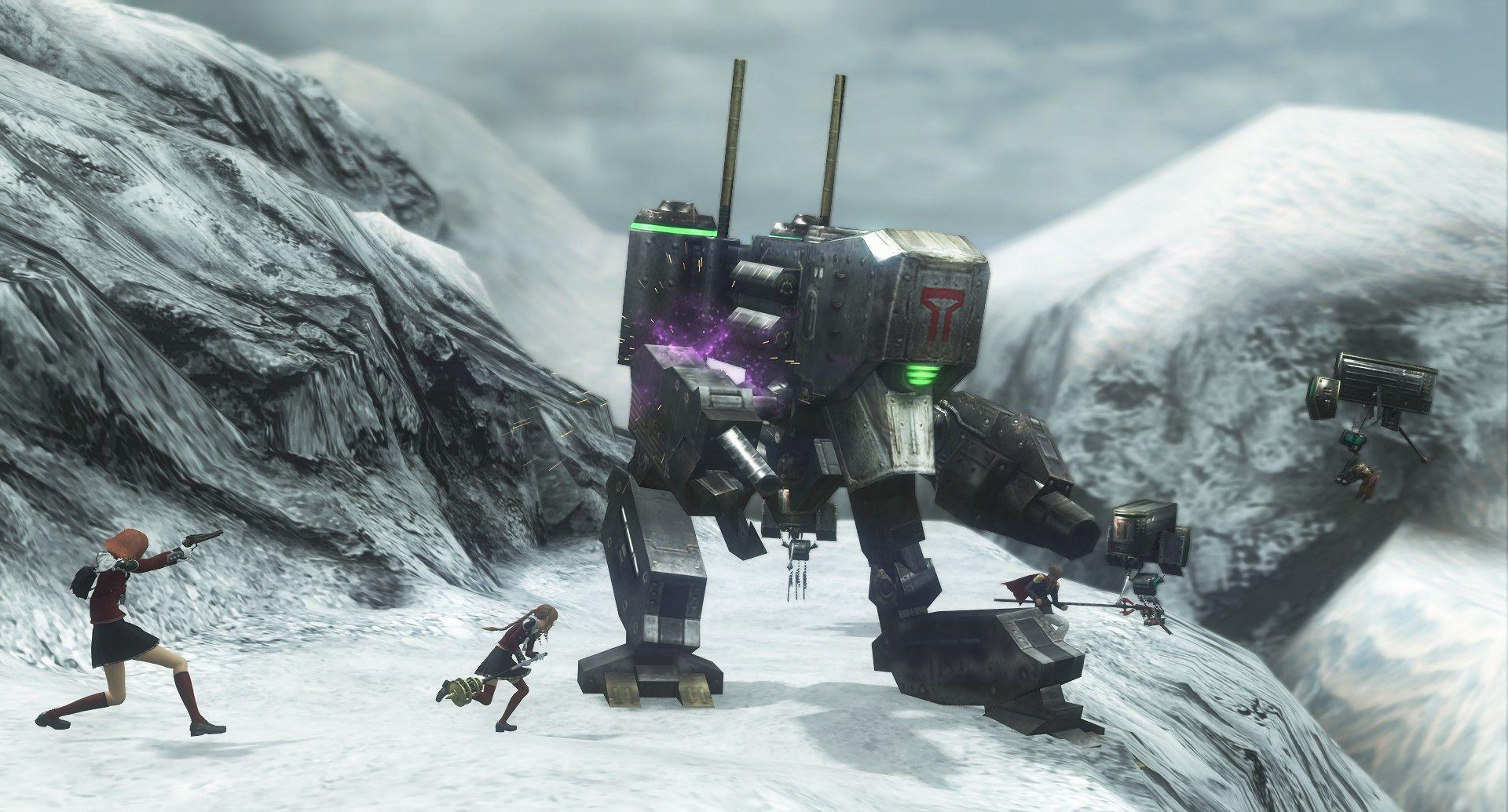 最终幻想:零式HD截图10