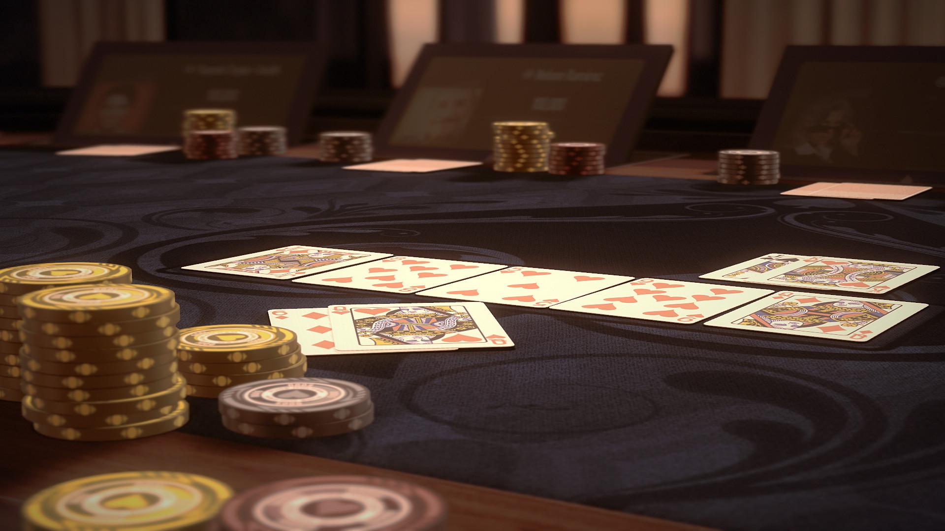 纯粹扑克PC中文版截图1