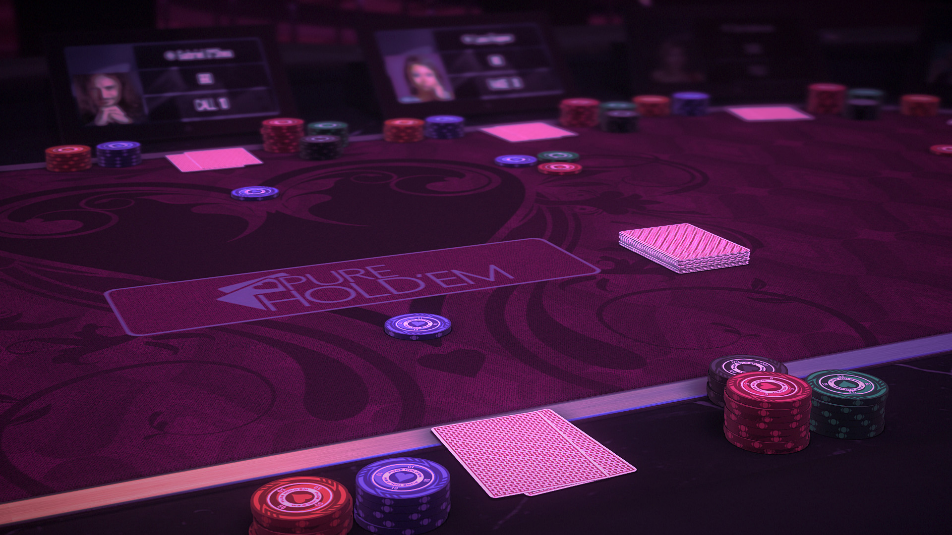 纯粹扑克PC中文版截图7