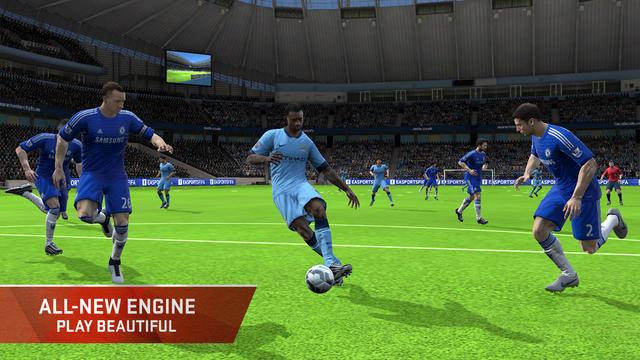 FIFA16 ios越狱版v1.1.99259_截图0