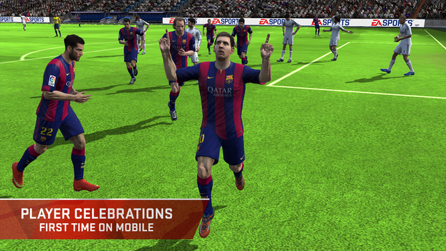 FIFA16 ios越狱版v1.1.99259_截图2