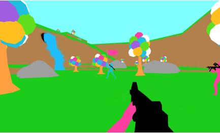 色彩射击破解版v4.0.6_截图2