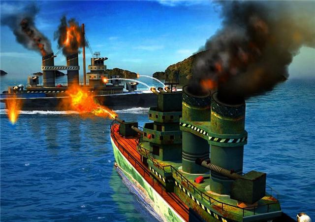世界大海战3D破解版截图0