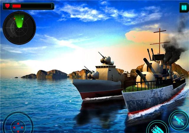 世界大海战3D破解版截图2