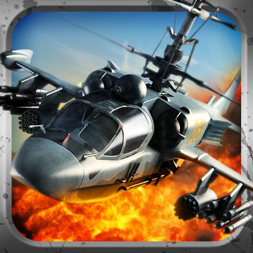 CHAOS直升机空战 破解版