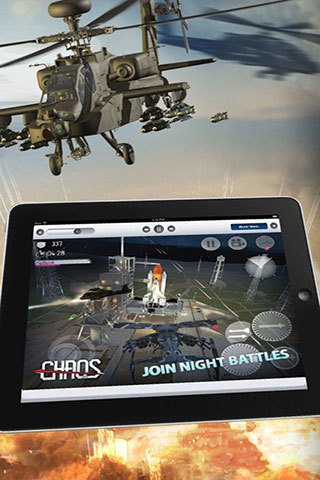 CHAOS直升机空战 破解版v7.0.1截图2