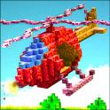方块直升机:突击任务中文破解版