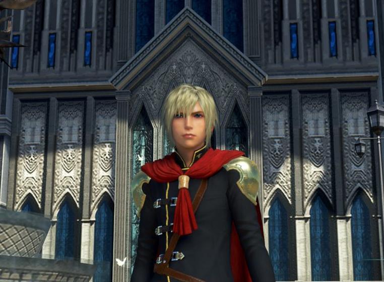 最终幻想:零式HD锐化抗锯齿补丁