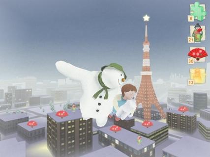 雪人与雪犬中文破解版(含数据包)v1.1截图0