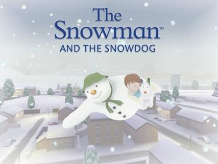 雪人与雪犬中文破解版(含数据包)v1.1截图1
