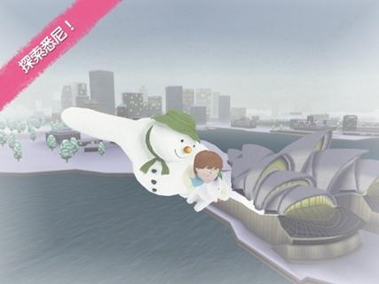 雪人与雪犬中文破解版(含数据包)v1.1截图2