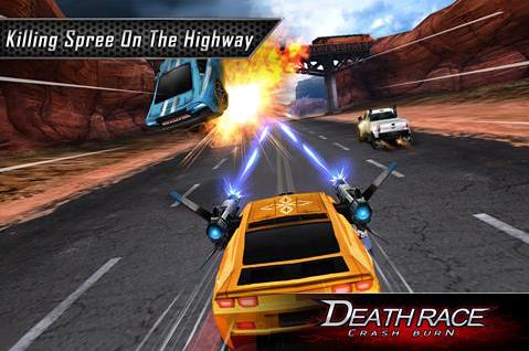 死亡飞车:公路救赎金币无限版v1.2.2截图0