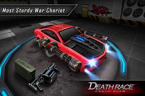 死亡飞车:公路救赎金币无限版v1.2.2截图1