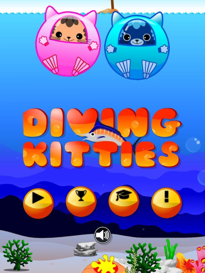 潜水猫咪中文破解版1.13截图1