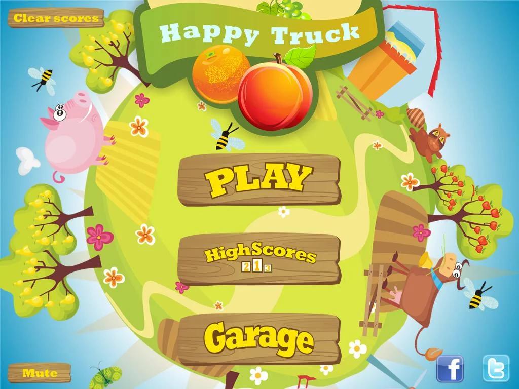 欢乐卡车游戏2.18_截图0