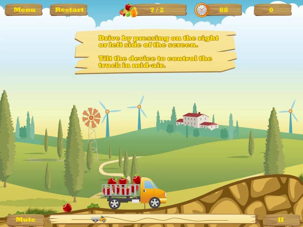 欢乐卡车游戏2.18_截图1