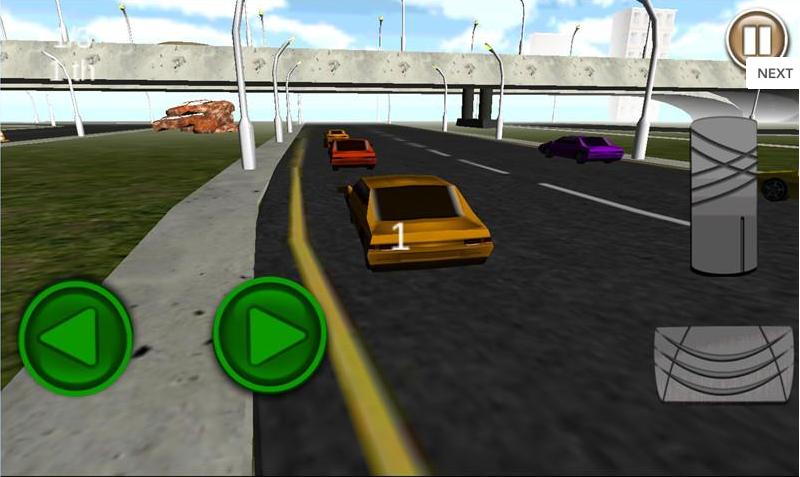 狂野都市赛车无限金币版v1.24截图0