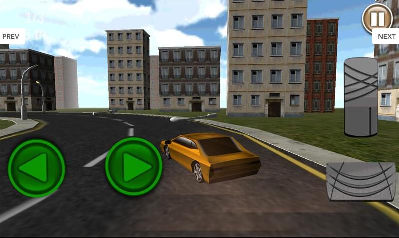 狂野都市赛车无限金币版v1.24截图1