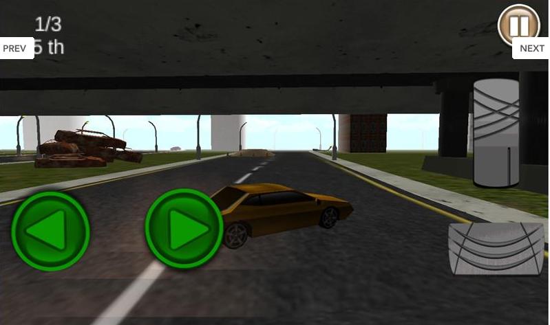 狂野都市赛车无限金币版v1.24截图2
