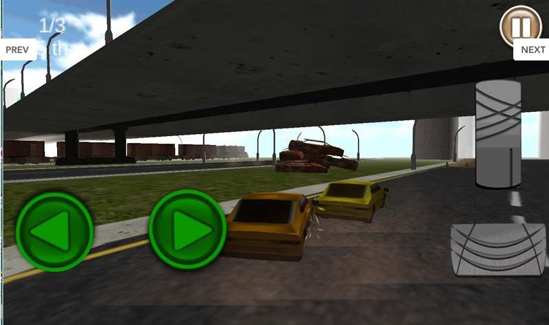 狂野都市赛车无限金币版v1.24截图3