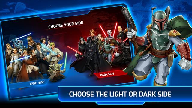 星球大战:银河防卫ios汉化版v2.0截图0