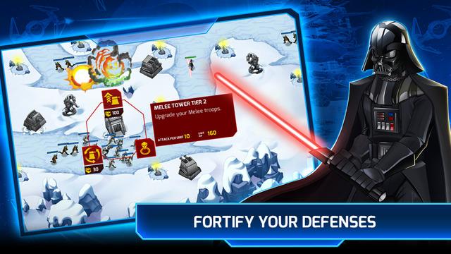 星球大战:银河防卫ios汉化版v2.0截图1