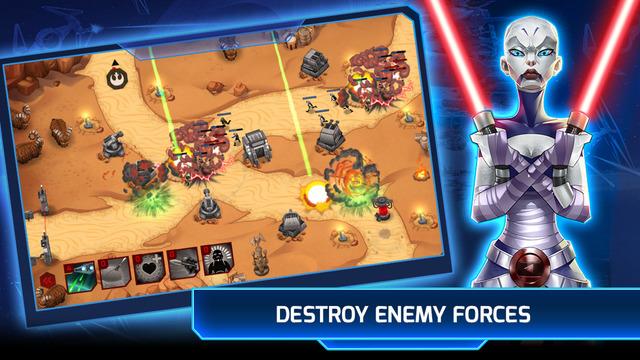 星球大战:银河防卫ios汉化版v2.0截图3