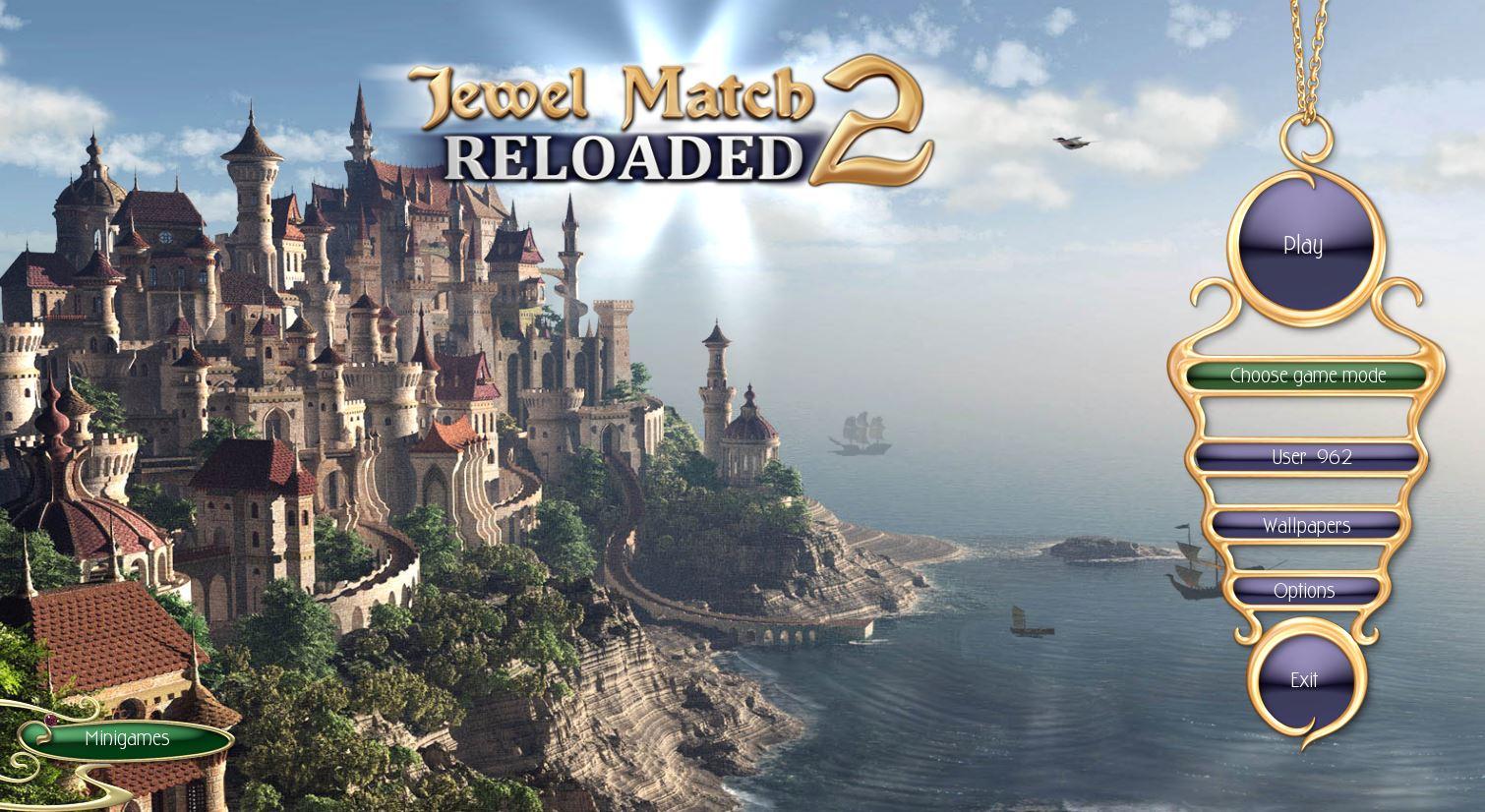 宝石神话2:重装上阵PC破解版截图0