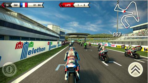 世界超级摩托车锦标赛15 IOS破解版v1.1_截图