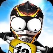 火柴人下坡:越野摩托车 汉化版v2.0
