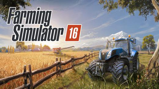 模拟农场16ios金币修改版v1.0.1截图0