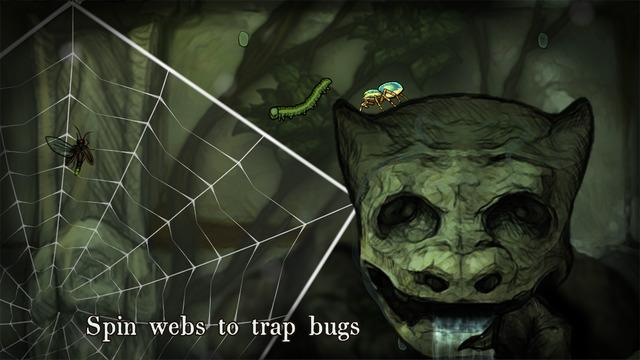 蜘蛛:月亮笼罩的仪式中文破解版截图1