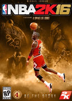 NBA 2K16中文破解版
