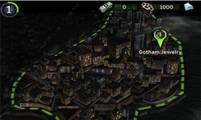 蝙蝠侠:阿甘地下世界ios中文版v1.0.184322_截图2