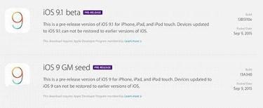 苹果ios 9 系统公测版v9[预约]_截图0