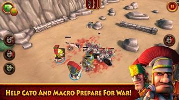罗马狂战士破解版v1.0.451截图2