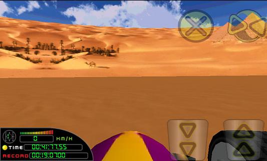 急速赛车金币破解版v1.0.0.4截图3