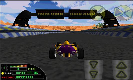 急速赛车金币破解版v1.0.0.4截图4