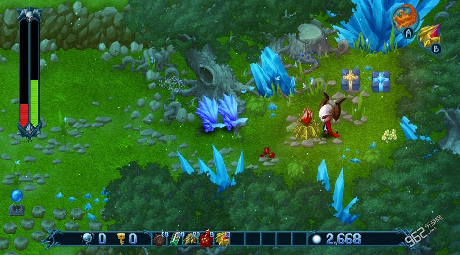 恶魔巫师PC破解版截图2