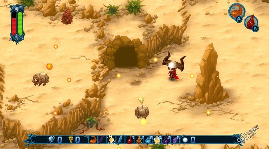 恶魔巫师PC破解版截图3