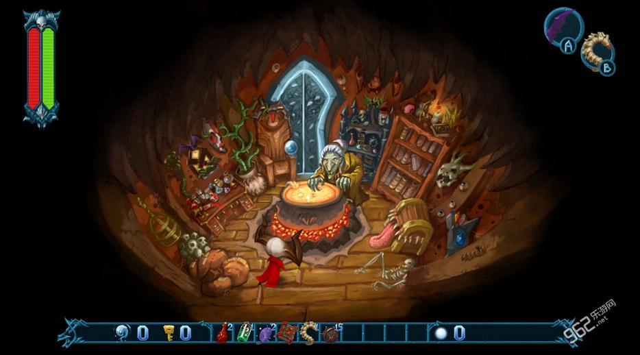 恶魔巫师PC破解版截图7