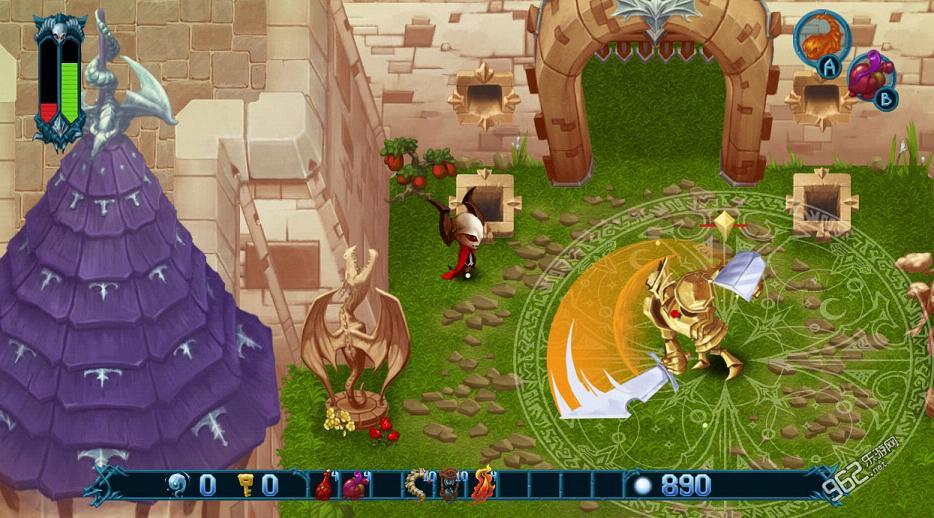 恶魔巫师PC破解版截图8