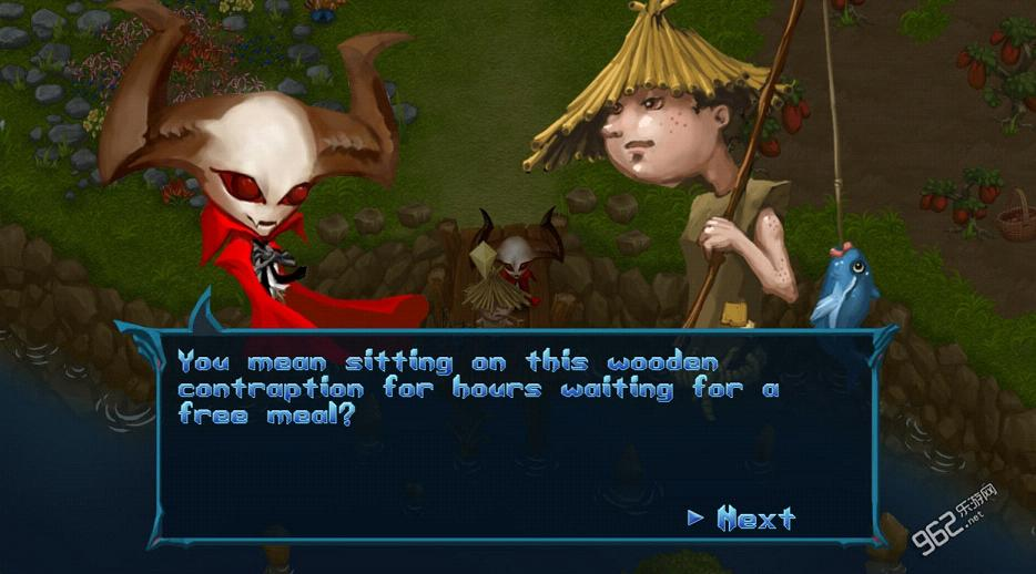 恶魔巫师PC破解版截图9