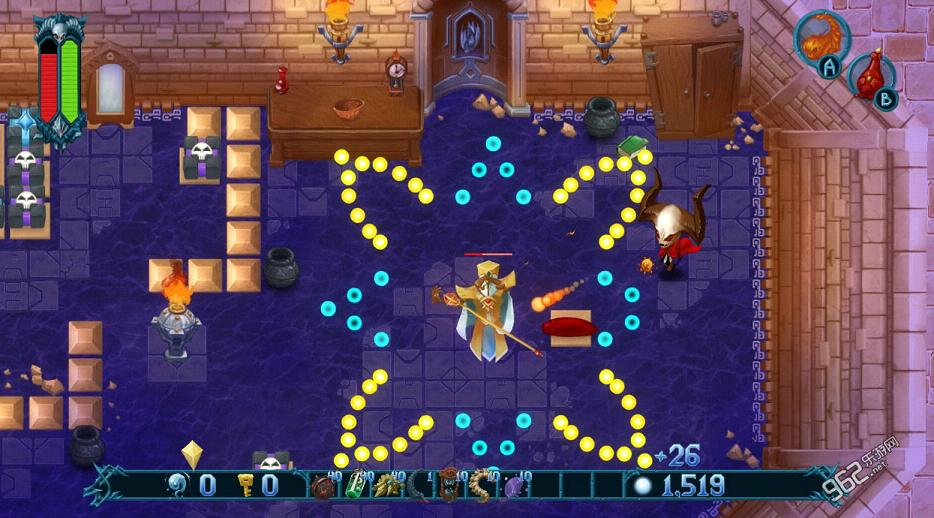 恶魔巫师PC破解版截图5