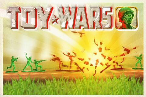 玩具大战之二战英雄无限道具版v2.2.0截图2