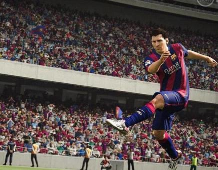FIFA16比赛时间修改器