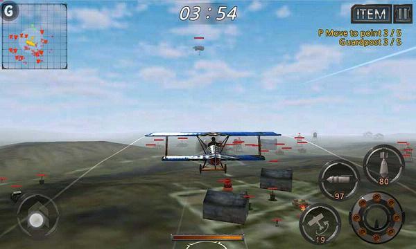 空战世界大战中文版v1.0.1截图2