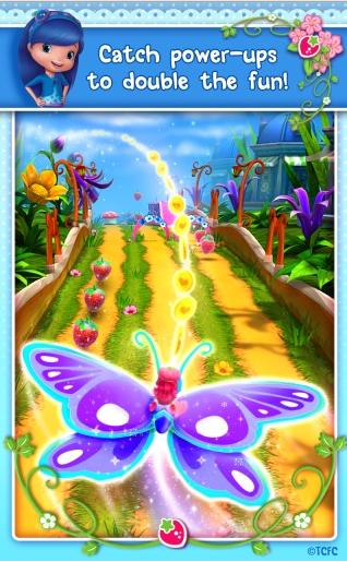 草莓公主甜心跑酷无限金币版v1.0.3截图3