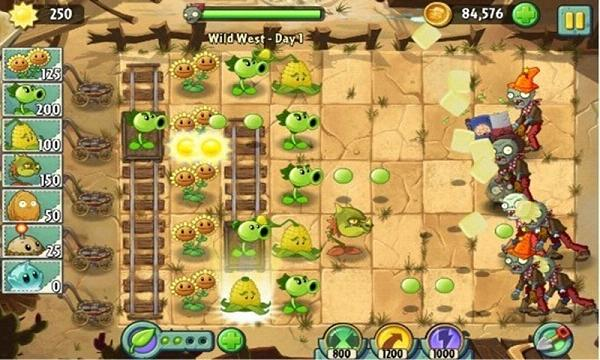 植物大战僵尸2电脑版v3.7.2301_截图1