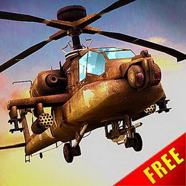 3D直升机战役无限金币版